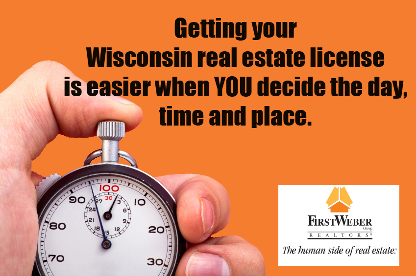 Getting your Wisconsin real estate license 2014[1]