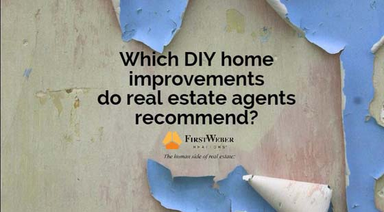 10 diy home improvements real estate agents recommend solutioingenieria Gallery