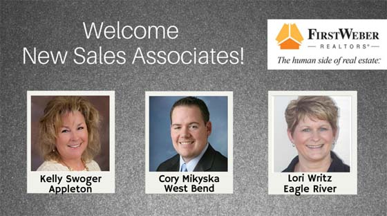 new First Weber agents (1)