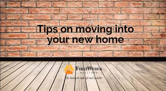 How to make your move easier for your family for Moving into a new build house tips