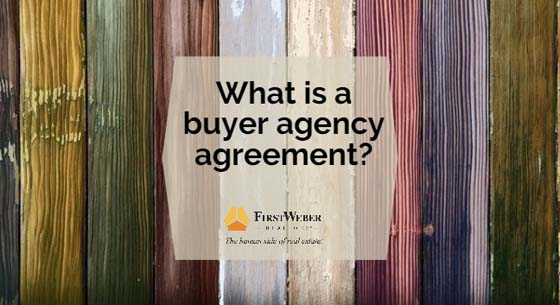 What Is A Buyer Agency Agreement