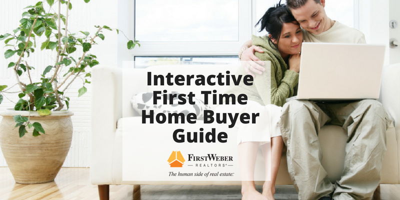 Interactive First Time Home Buyer Guide