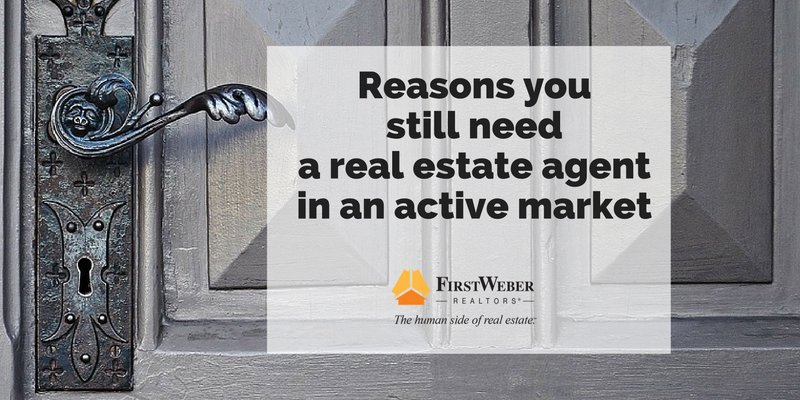 Here's why you still need an professional real estate agent.1