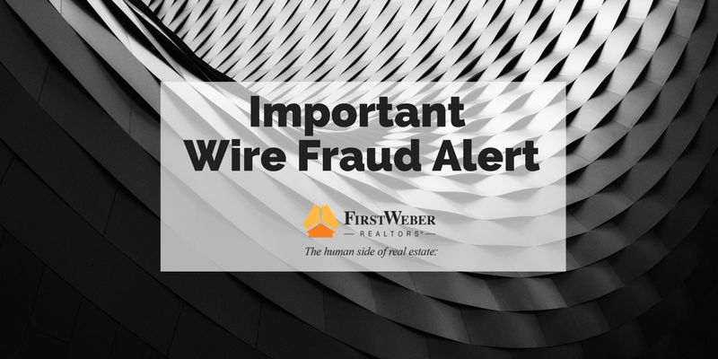 Important Wire Fraud Alert