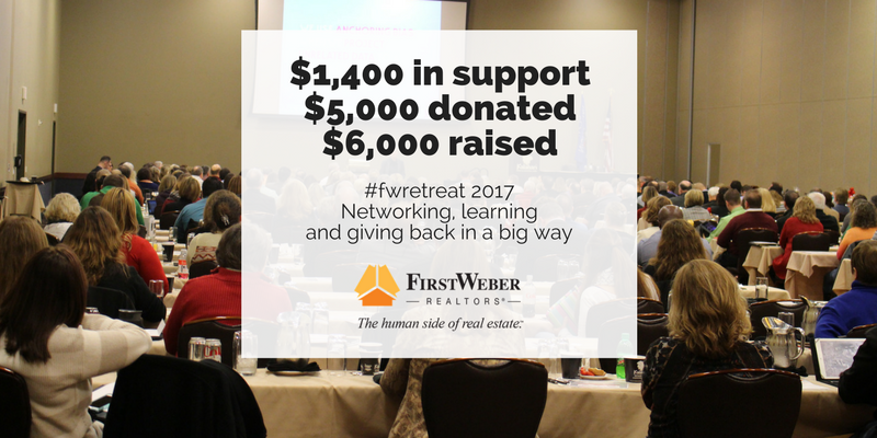 First Weber Retreat: Learning, networking & giving back in a big way