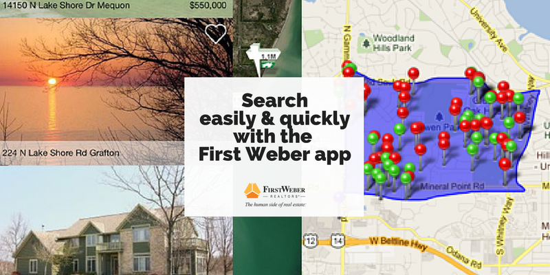 First weber real estate app download now for the best for Best app for home buying