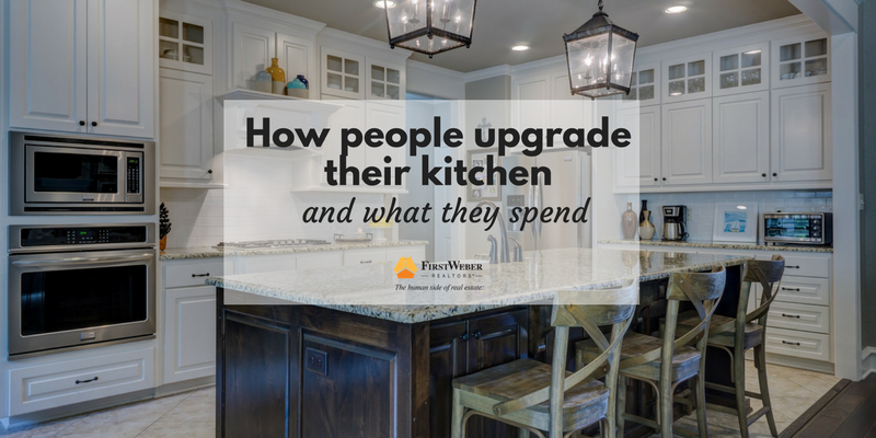 Kitchens Sell Houses. Hereu0027s How People Are Upgrading And What Theyu0027ll  Spend, According To A Survey Of More Than 2,700 Houzz Site Users Who Are  Homeowners ...