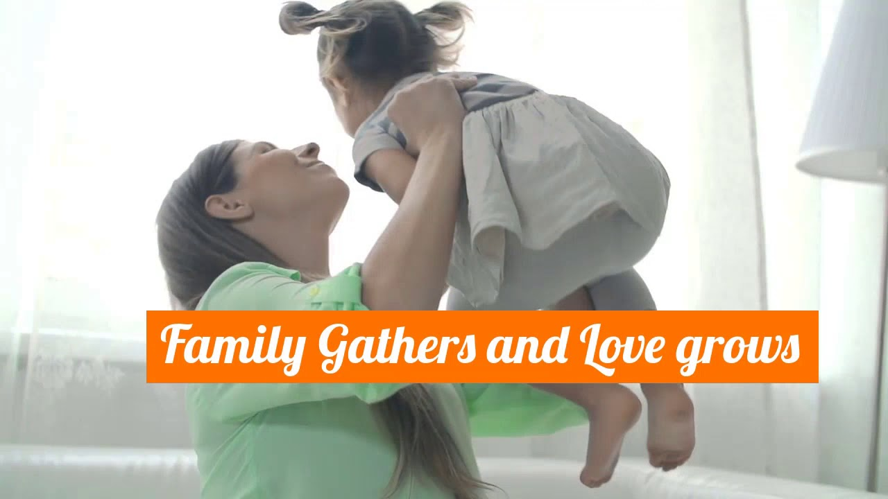 A Loving Family is One of the Most Important Things in Life