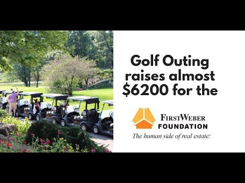 Golf outing raises almost $6200 for First Weber Foundation. #FWGives