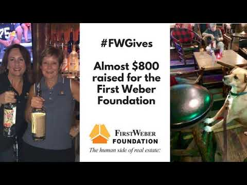Camp for a Cause raises almost $800 for the First Weber Foundation. #FWGives
